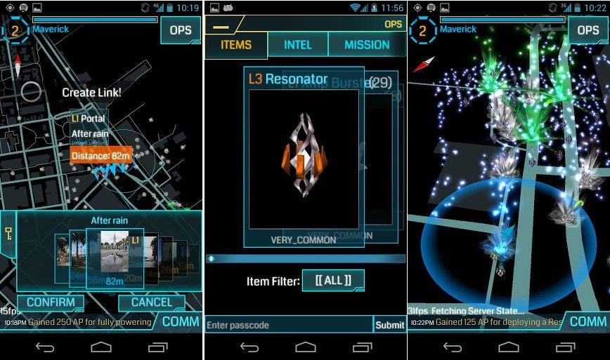 ingress android