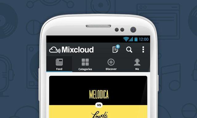 mixcloud and