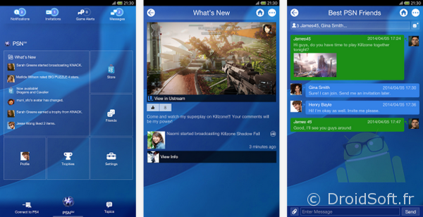 ps4 app android