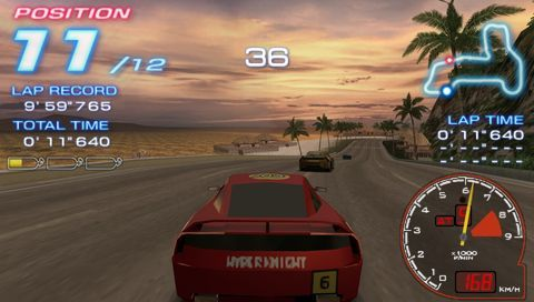 ridgeracer2 android