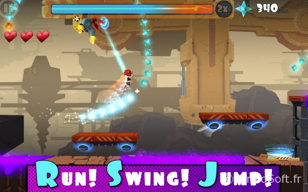 rock runners android