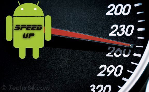 speed android