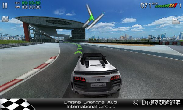 sports car challenge 2 android jeu gratuit