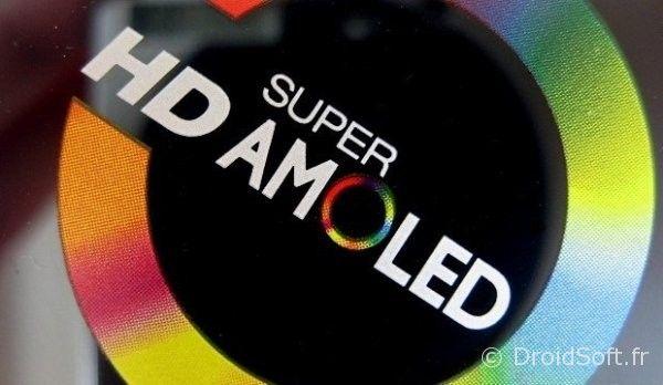 super AMOLED hd 560 ppi
