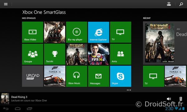 xbox one smartglass android