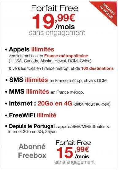 4g_free pas cher 20 e