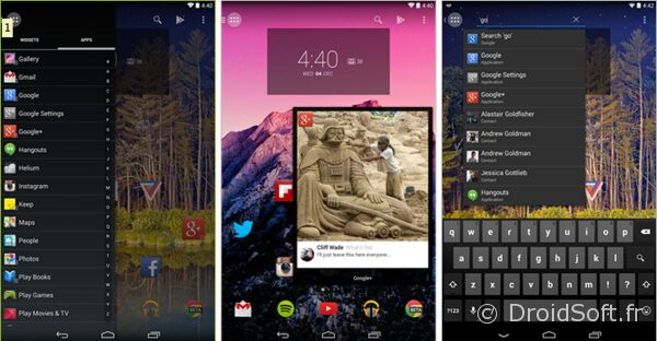 Action launcher 2.0 apk android