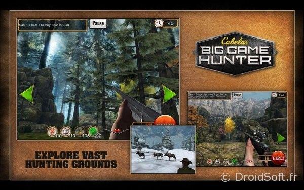 Cabelas Big Game Hunter android