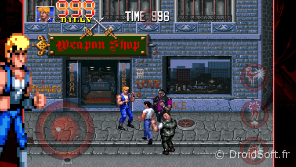 Double Dragon Trilogy android