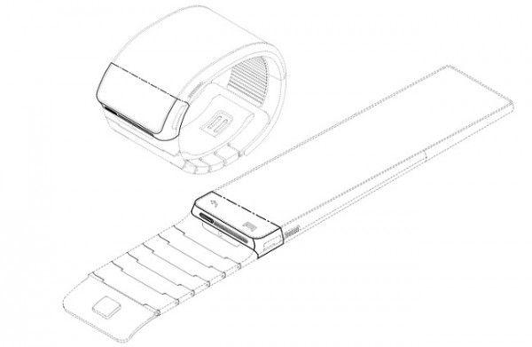 Samsung Galaxy Gear deux