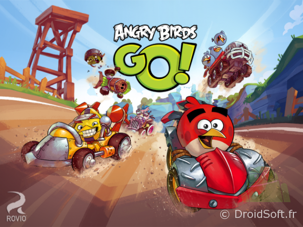 angry-birds-go android