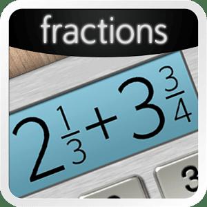 logo Fraction Calculator Plus