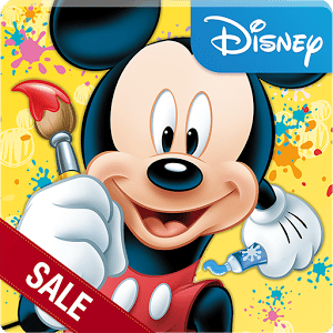 logo Mickey's Paint and Play!