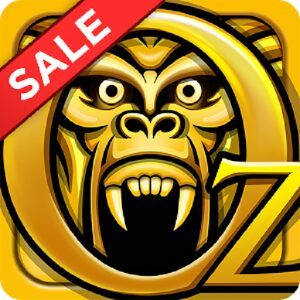 logo Temple Run: Oz