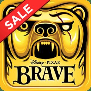 logo Temple Run: Brave