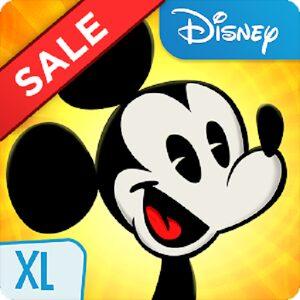 logo Where's My Mickey? XL