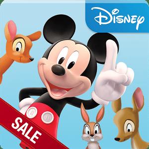logo Mickey's Wildlife Count Along
