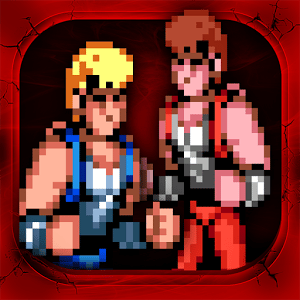 logo Double Dragon Trilogy