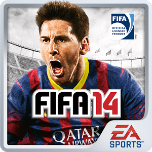 logo FIFA 14 d'EA SPORTS™