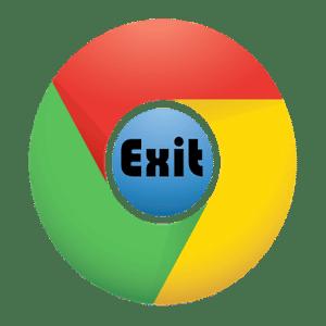 logo Exit Chrome