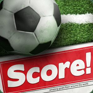 logo Score! World Goals