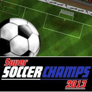 logo Super Soccer Champs '13