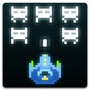 logo Voxel Invaders
