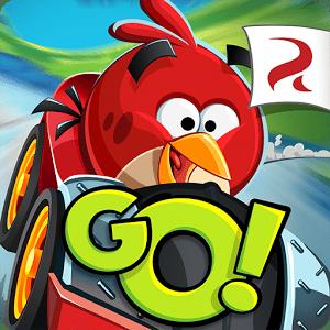 logo Angry Birds Go!