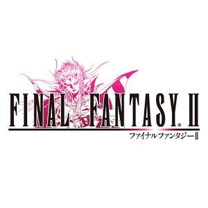 logo FINAL FANTASYII