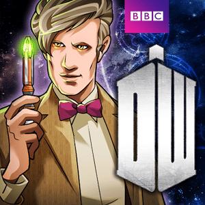 logo Doctor Who: Legacy
