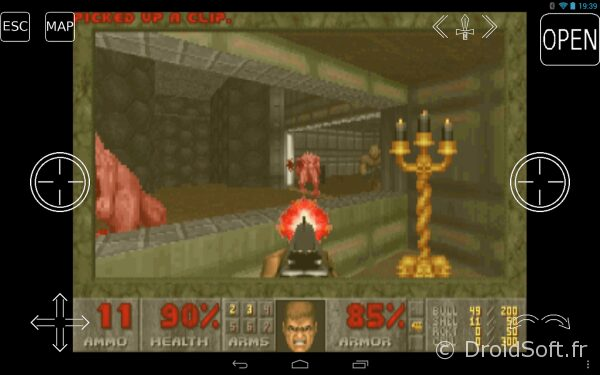 doom original android apk gratuit