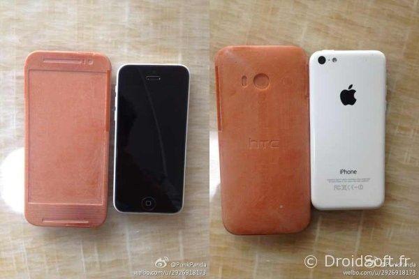 htc one 2 iphone 5C