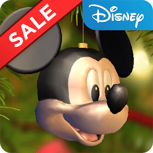 logo Disney Christmas Tree