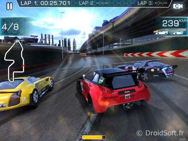 ridge racer slipstream android iphone