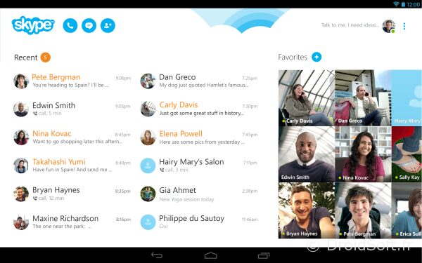 skype 4.5 android