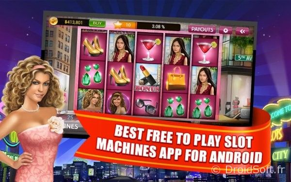 slot city android