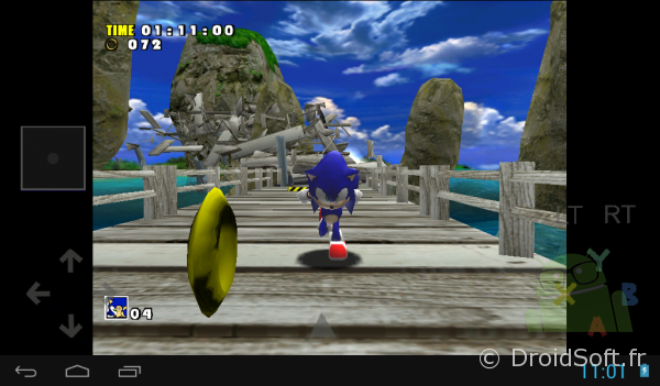 sonic dreamcast android