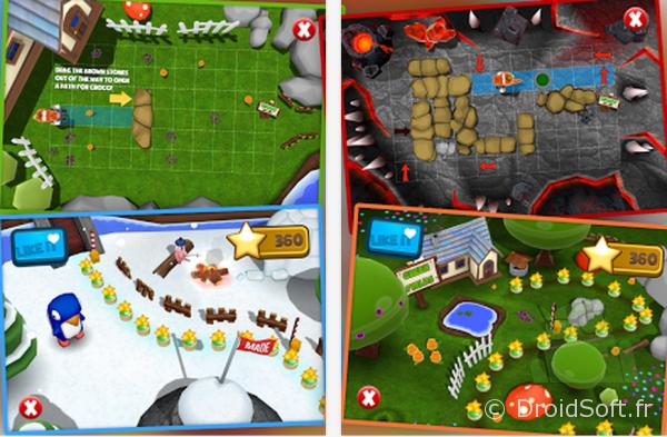 Croco's Escape apk jeu android