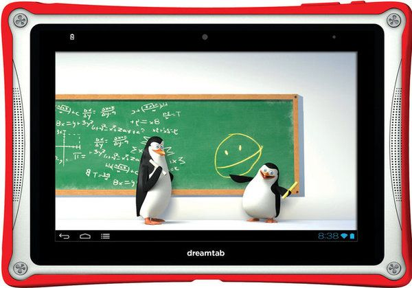 DreamWorks tablette