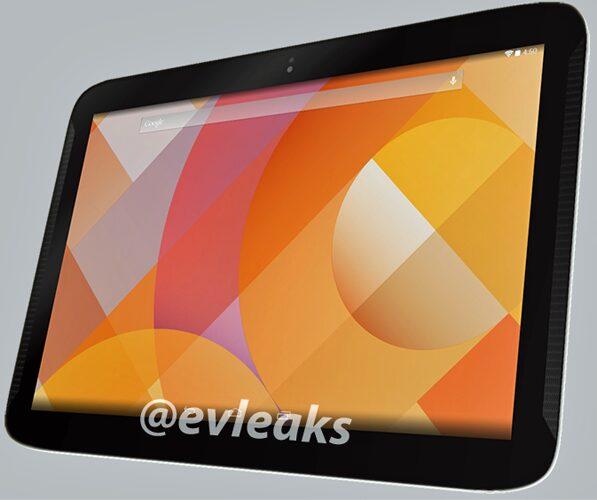Nexus 10 2014 tablette 1