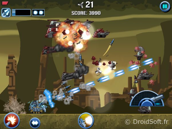 Scrap Tank apk jeu gratuit android