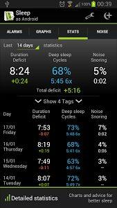 Sleep as Android apk app gratuite