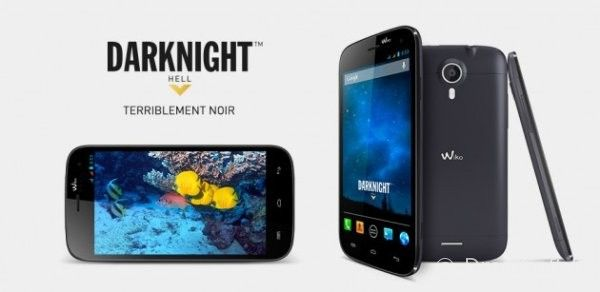android-wiko-darknight smartphone