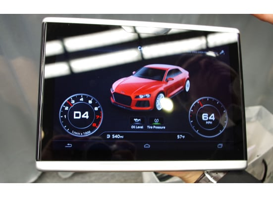 audi tablette android 1