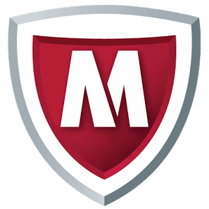 logo McAfee Antivirus & Security
