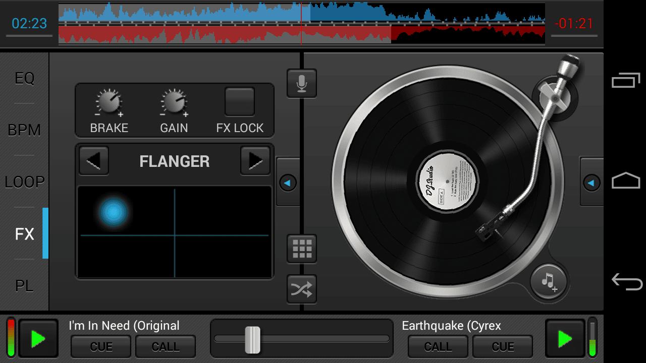 DJ Studio 5 : app gratuite Android – DroidSoft
