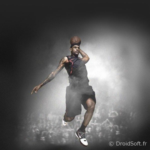 lebron james wallpaper android fond ecran