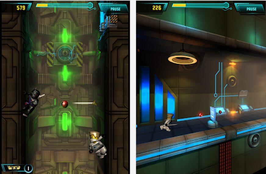 LEGO Ninjago REBOOTED : jeu gratuit Android - DroidSoft