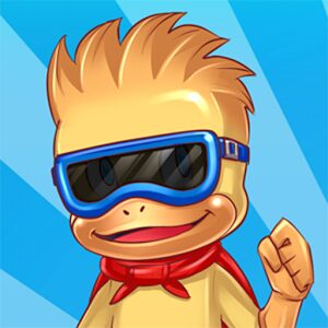 logo Super Duck : The game