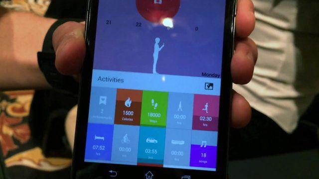 smartband sony